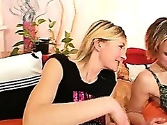 Two of age unprofessional milfs lesbian first time video